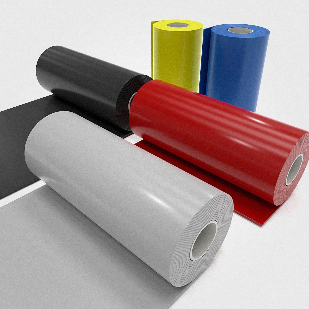 Pvc Sheet Coloured Plastic Strip Curtain